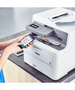 Brother MFC L3710CW Duplex Wifi  Color All In One Laser Printer - $398.99