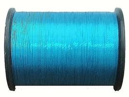 Tootal American Ultra Special Metallic Thread, Medium Blue #60
