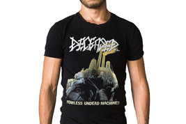 Deceased Fearless Undead Machines 1997 Album Cover T-Shirt - $26.71+