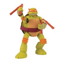 Teenage Mutant Ninja Turtles Michelangelo Mutations Action Figure Pet to... - $19.27