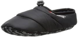 Baffin Unisex Cush Insulated Slipper,Black,Large Men's 7-8 M US / Women'... - $59.27