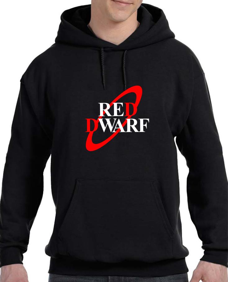 Red Dwarf Hoodie Sweatshirt