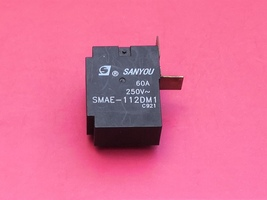 SMAE-112DM1,  12VDC Relay, SANYOU Brand New!! - $21.50