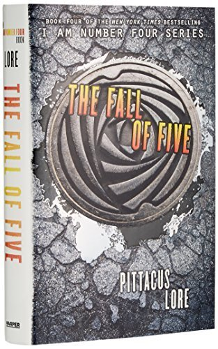 Primary image for The Fall of Five (Lorien Legacies, Book 4) [Hardcover] Lore, Pittacus