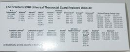 Braeburn Brand Universal Thermostat Guard Fits Virtually All Thermostats image 3