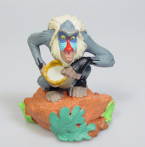 Disney Lion King Rafiki toy figure simbas mentor monkey figurine cake to... - $20.42