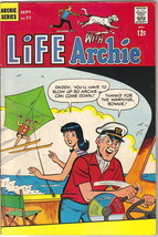 Life With Archie Comic Book #77, Archie 1968 FINE - $9.74