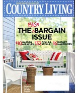COUNTRY LIVING Magazine - MAY Issue 2009 - $6.00