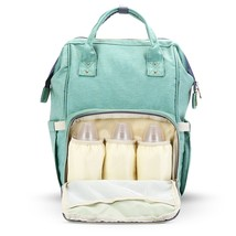 Diaper Bag Men, All In One High Capacity Waterproof Backpack Diaper Bag,... - $35.09
