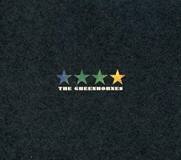 4 Stars by The Greenhornes Cd