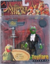 ToyFare Exclusive Master of Ceremonies Kermit the Frog Action Figure (20... - $51.98