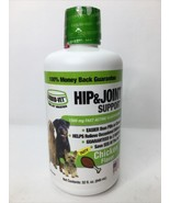 Liquid Vet Advanced K9 Hip & Joint Supplement Chicken Flavor 32 oz.  Mad... - $39.37