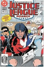 Justice League America Comic Book #42 DC Comics 1990 VERY FINE UNREAD - $2.25