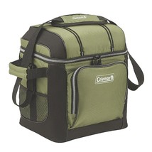 Coleman 30 Can Cooler - Green [3000001310]  - $28.99