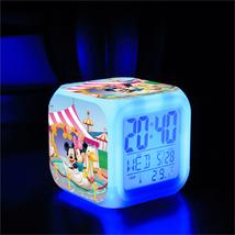Mickey Mouse Movie #17 Led Alarm Clock Figures LED Alarm Clock - $25.00