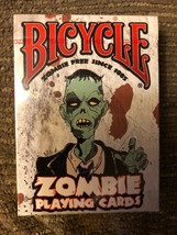 New Bicycle ZOMBIE Playing Cards - 1 deck Still Sealed. - $5.93