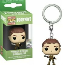 FUNKO POP! KEYCHAIN: Fortnite -Tower Recon Specialist - $3.91