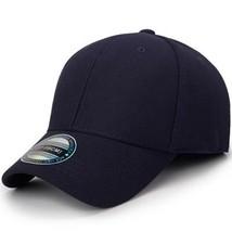 2018 Black Baseball Cap Men Snapback Hats Caps Men Flexfit Fitted Closed... - $13.36
