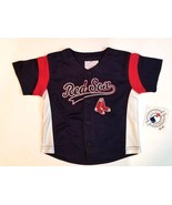 Boston Red Sox Jersey Genuine Merchandise Jersey Infant Size 18 Months NWT - $12.99