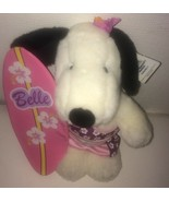 "Camp Snoopy Surfer Belle10"" Plush Cedar Fair Stuffed Toy - $29.99"