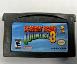 Donkey Kong Country 3 (Nintendo Game Boy Advance, 2005) - $11.29