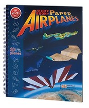 Klutz Book of Paper Airplanes Craft Kit - $17.25