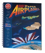 Klutz Book of Paper Airplanes Craft Kit - $17.02