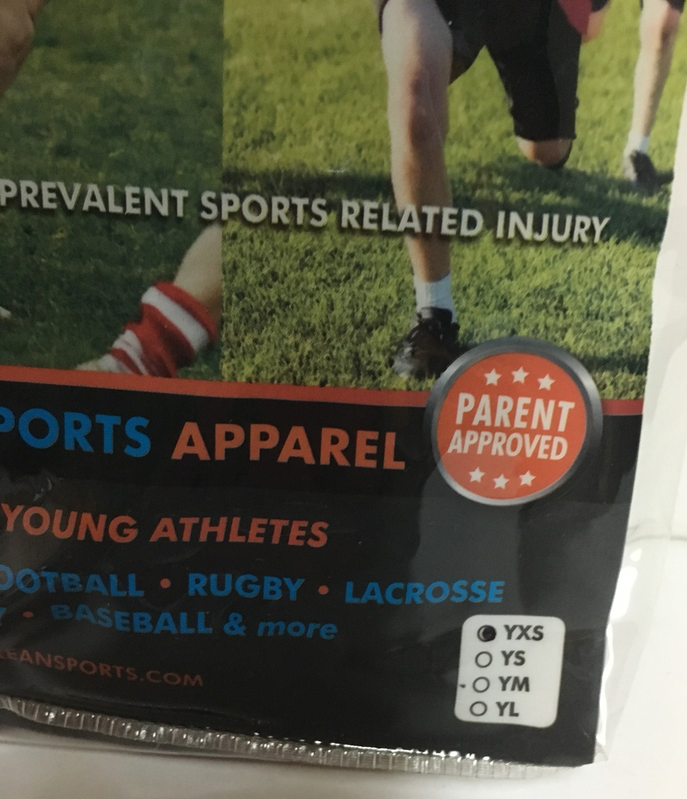 Achaean Sports Protective Impact Shirt Youth Sizes Boys & Girls Black image 5