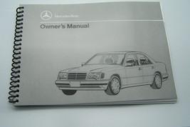 1995 Mercedes e320 e420 Owners Manual Parts Reprint W124 convertible 199... - $52.46