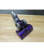 "DYSON Purple and Grey Pet Hair Animal Mini Turbine Head Attachment 6"" Inch - $24.74"