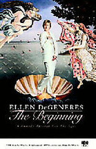 ELLEN DeGENERES The BEGINNING (2000) A HBO Comedy Special for the Ages -... - $6.76
