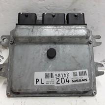 11 2011 Nissan Cube ECU ECM electronic control module OEM 58162204 NEC000-624 - $84.14