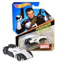 Hot Wheels Marvel Punisher #32 Mint on Card - $8.88