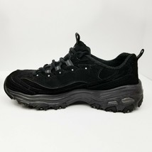 Skechers D'Lites Womens Shoes Size 6.5 M 11949 Memory Foam Air-Cooled Bl... - $27.70