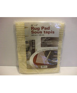 Anti Slip Rug Pad 39 Inches X 47 Inches - $11.86