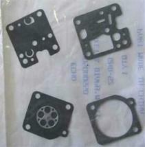 P005000550 Genuine Echo / Shindaiwa GASKET/DIAPHRAGM Kit GND-52 00 - $10.49