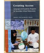 Creating Access: Language and Academic Programs for Secondary School New... - $69.90