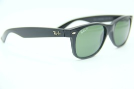 RAY-BAN RB 2132 901/58 BLACK SUNGLASSES AUTHENTIC FRAME RB2132 55-18 W/CASE - $161.50