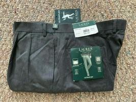 Polo Ralph Lauren Men's Ultraflex Pleated Dress Pant, Size 40X29, MSRP $95 - $44.40