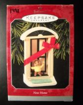 Hallmark Keepsake 1998 New Christmas Ornament Home Open Door Welcome Boxed - $6.99
