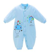 Baby Winter Soft Clothings Comfortable and Warm Winter Suits, 61cm/E image 1
