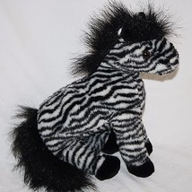 "TY Classic Serengeti ZEBRA 12"" ZOO Animal Plush Stuffed 1999 Soft Toy St... - $19.30"