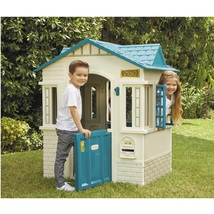 Playhouse Portable Outdoor Cottage Children Indoor Sturdy Toy Easy Light... - $172.11