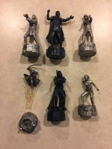 Star Wars Saga Edition Chess Set, replacement pieces Lot Of 6 Broken - $10.00