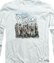 The Warriors t-shirt retro 70's NY gang movie long sleeve graphic tee PAR498 image 3