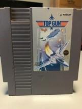 Top Gun, Nintendo Entertainment System (NES) 1987, Tested - $3.91