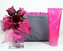 Vera Wang Lovestruck Perfume Gift Set For Women (RARE) - $55.12