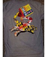 New MARYLAND  OLD BAY  CRAB   T  SHIRT  CRAB DRINKING OLD BAY OPEN CAN  - $19.79+