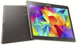 "Samsung Galaxy Tab S 10.5""   16GB Wi-Fi + 4G LTE (GSM UNLOCKED) SM-T805W"