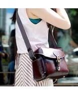 Retro PU Leather Shoulder Bag Camera Case for Canon EOS 650D 600D 550D 7... - $27.71